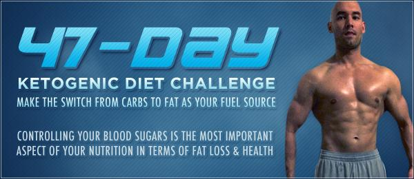 Ketogenic challenge